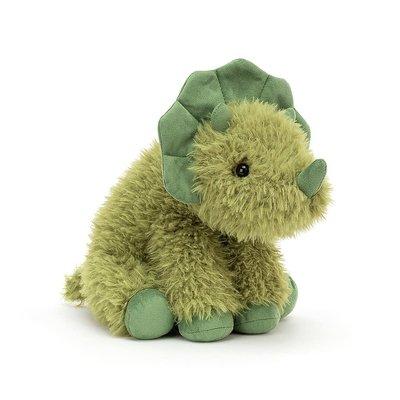 Jellycat - Super Softies Jellycat - Curvie Dino
