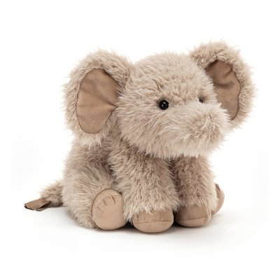 Jellycat - Super Softies Jellycat - Curvie Elephant