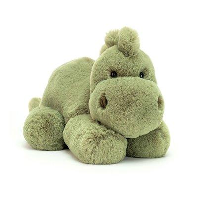 Jellycat - Super Softies Jellycat - Huggady Dino - Medium