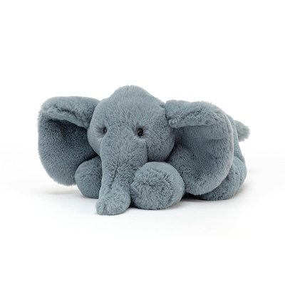 Jellycat - Super Softies Jellycat - Huggady Elephant - Medium