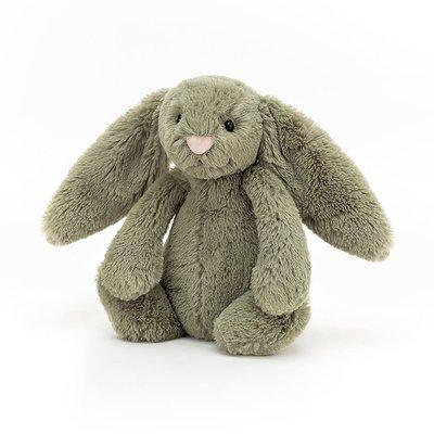 Jellycat - Bashful Jellycat - Bashful Fern Bunny - Small