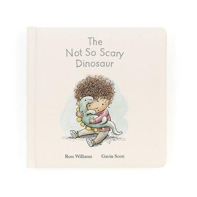 Jellycat - Story Book Jellycat - The Not So Scary Dinosaur - Story Book