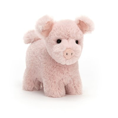 Jellycat - Pocket Pals Jellycat - Diddle Pig