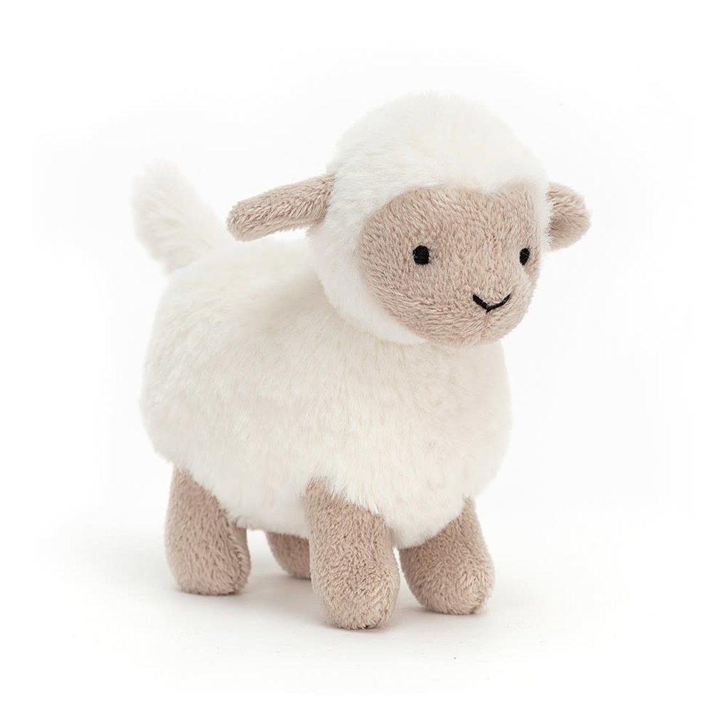 Jellycat - Pocket Pals Jellycat - Diddle Lamb