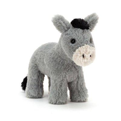 Jellycat - Pocket Pals Jellycat  - Diddle Donkey