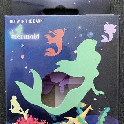 Henbrandt Ltd Mermaids - Glow in the Dark
