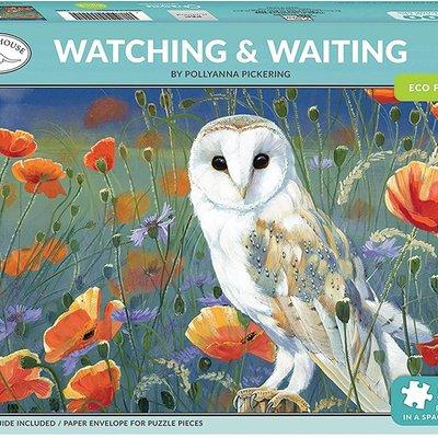500pcs - Watching & Waiting Jigsaw Puzzle