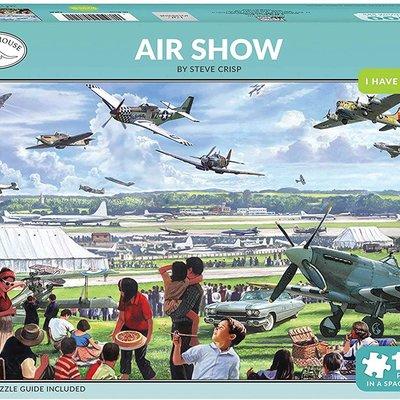 1000pcs - Air Show - Jigsaw Puzzle