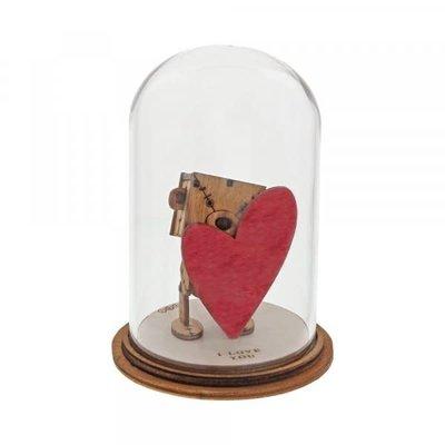 Kloche Kloche - I Love You - Figurine