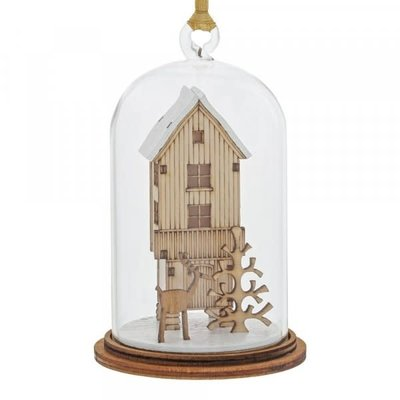 Kloche Kloche - A Christmas Wish Hanging Decoration - Figurine