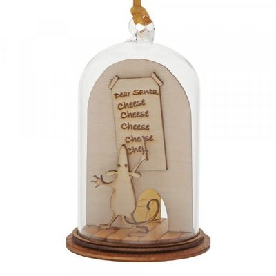 Kloche Kloche - Dear Santa Hanging Decoration - Figurine