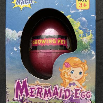 Henbrandt Ltd Mermaid Egg Growing Pet