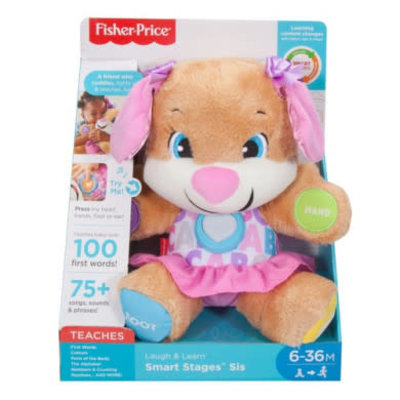 Fisher Price Fisher Price Smart Stages Sis