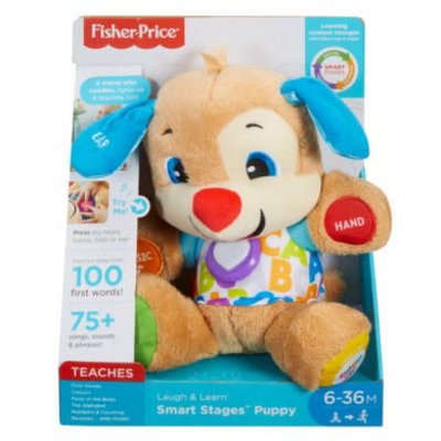 Fisher Price Fisher Price Smart Stages Puppy