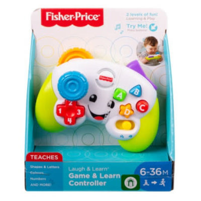 Fisher Price Fisher Price Game & Learn Controller