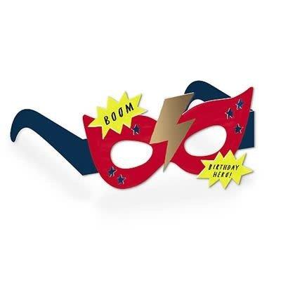 Hotchpotch Happy Birthday Glasses - Birthday Hero