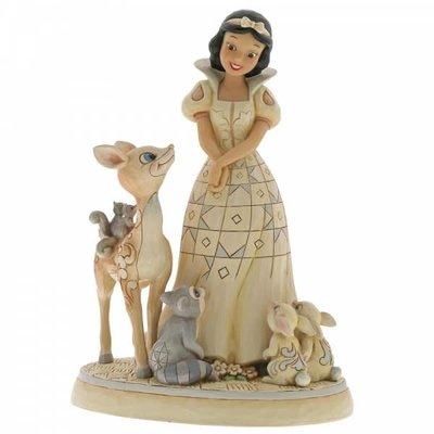 Disney Traditions Disney - Snow White Forest Friends Figurine