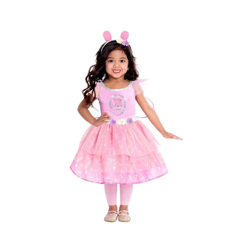 Peppa Pig Peppa Pig Fairy Dress Costume - Age 1-2 years