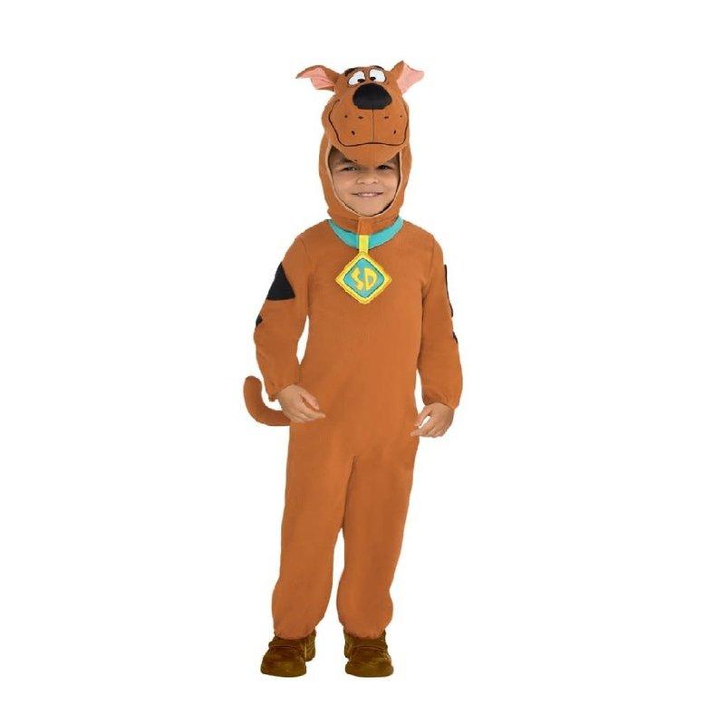 Scooby Doo Scooby Doo Costume - Age 6/8 years