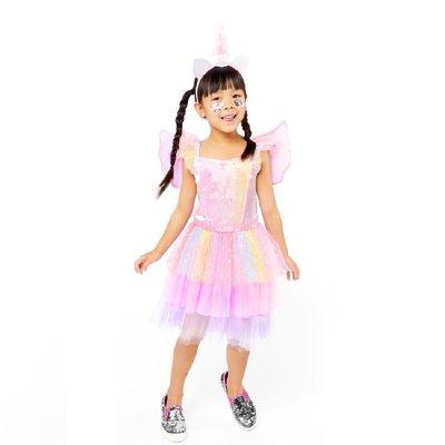 Mythical Unicorn Dress Costume - Age 2/3 years