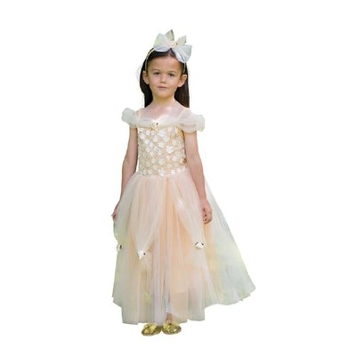 Travis Designs Golden Princess costume - Age 6/8 years