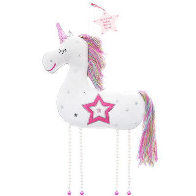 Believe You Can Large Unicorn Room Hanging Decoration