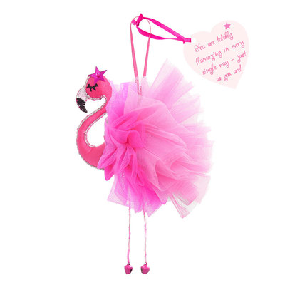 Believe You Can Fabric Flamingo - You are Totally Flamazing