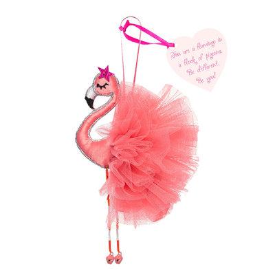 Believe You Can Fabric Flamingo - You are a Flamingo