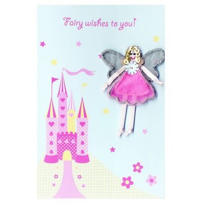 Believe You Can Fairy Wishes to You! - Greetings Card