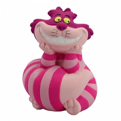 Disney Showcase Disney - Cheshire Cat Leaning on his Tail - Mini Figurine