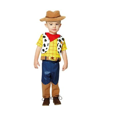 Disney Toy Story 'Woody' Costume - Age 3/6 months
