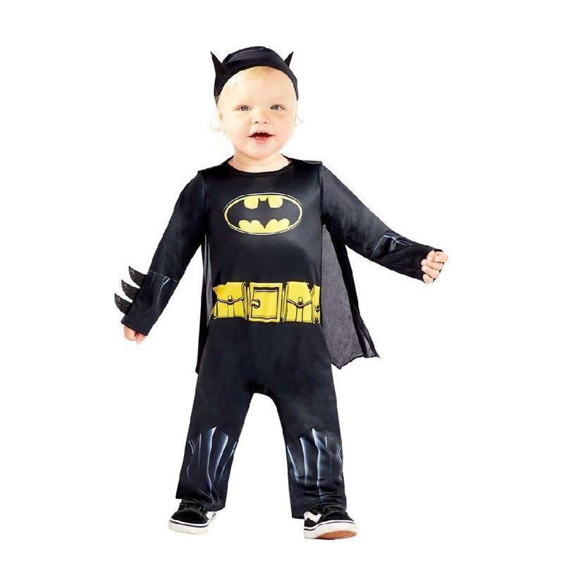 Batman Costume - Age 2/3 years