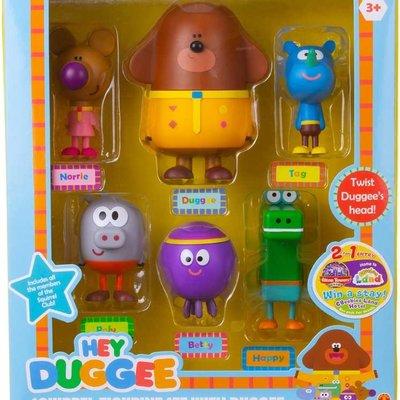 CBeebies Hey Duggee Figurine Set