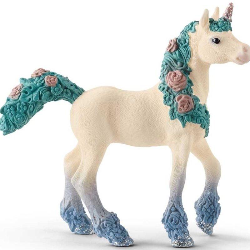 Schleich Schleich Flower Unicorn Foal