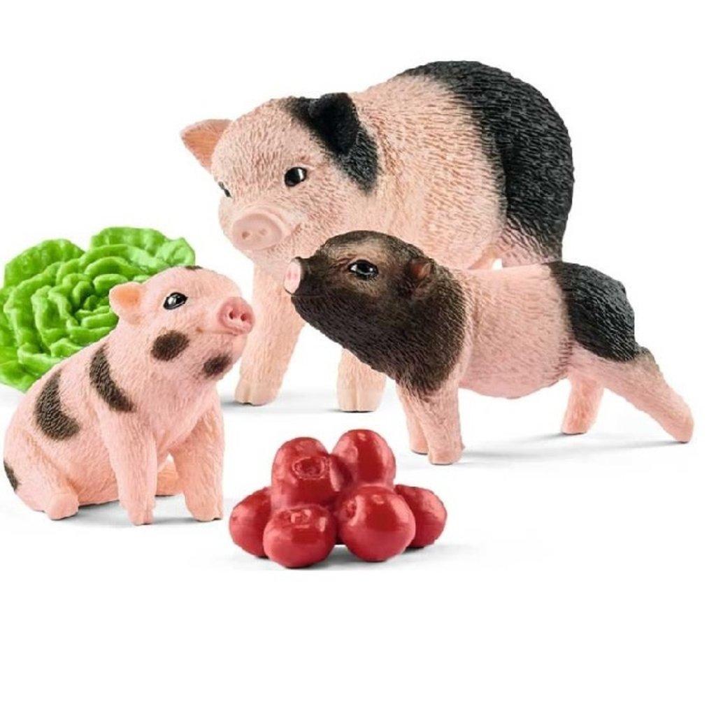 Schleich Schleich - Mother Pig and Piglets