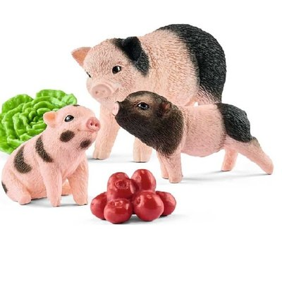 Schleich Schleich - Mother Pig and Piglets