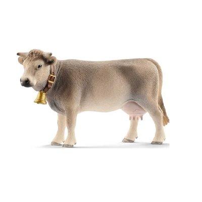 Schleich Schleich Braunvieh Cow Figure