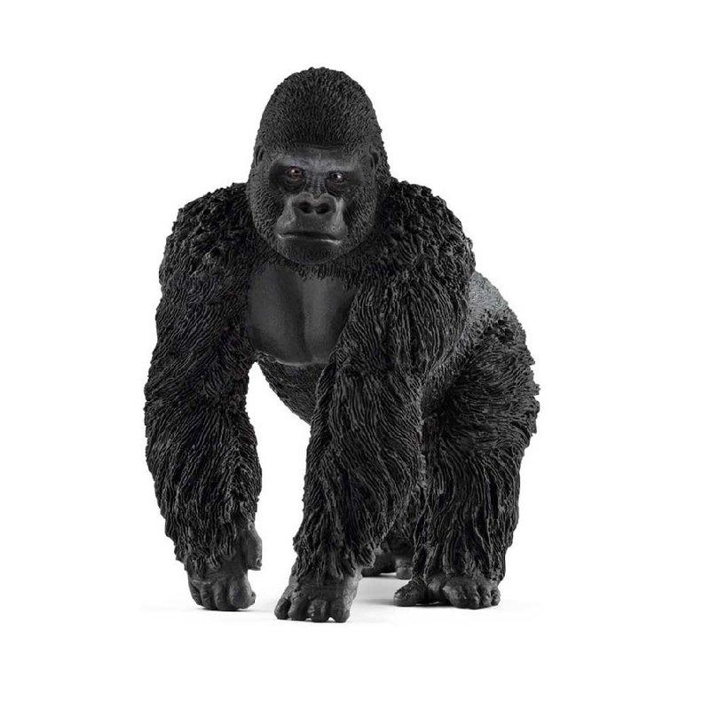 Schleich Schleich Male Gorilla Figure