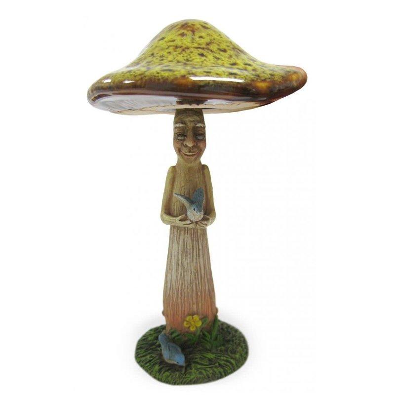 Woodland Knoll Woodland Knoll - Resin Mushroom Man