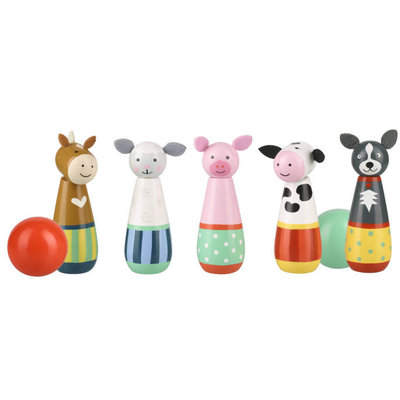 Orange Tree Toys Skittles - Farm Animals (2020)