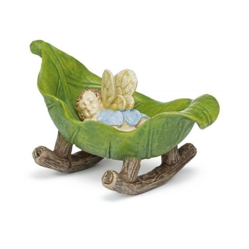 Woodland Knoll Woodland Knoll - Resin Baby Cradle