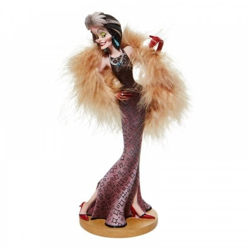 Disney Showcase Disney - Cruella De Vil Couture de Force Figurine