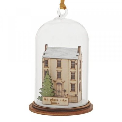 Kloche Kloche - Home for Christmas Hanging Decoration