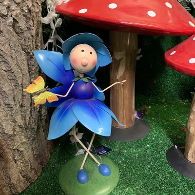 Fairy Kingdom Fairy Kingdom - Phoebe Forget-Me-Not Fairy (Small)