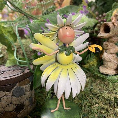 Fairy Kingdom Fairy Kingdom - Daisy the Daisy Fairy (mini)