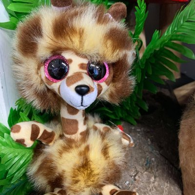 Ty Beanie Boo - Gertie the Giraffe