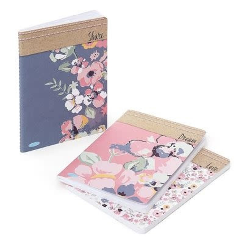 Me to You A6 Soft-back Triple Notebook  Pack