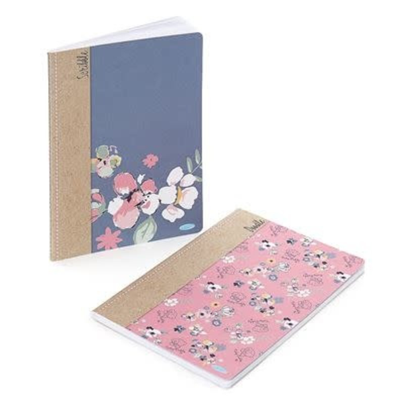 Me to You A5 Scribble Notebook Double Pack