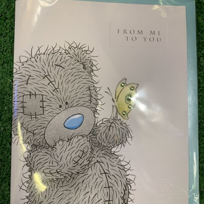 Tatty Ted Tatty Ted From Me To You Card