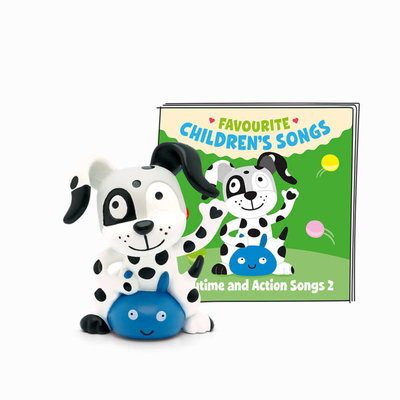 Tonies Favourite Children's Songs - Playtime & Action Songs 2  - Tonies
